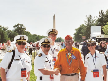 Mr. Willfred Billey - Former U.S. Marine and Navajo Code Talker